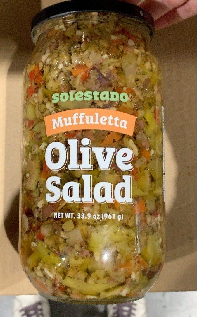 Muffuletta olive salad - Product - en