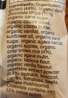Chocolate Chip Granola Minis - Ingredients - en