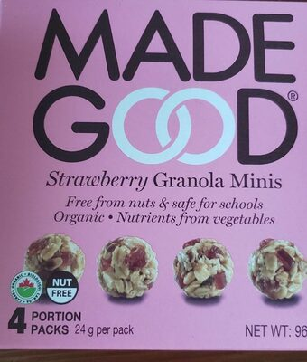 Barre granola - Product - en