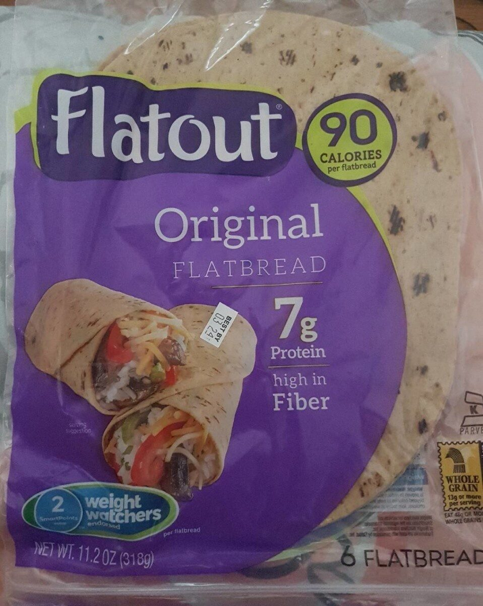 Flatout original - Product