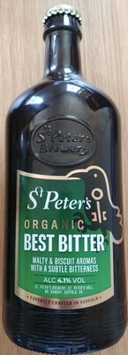 Organic Best Bitter - Product - en