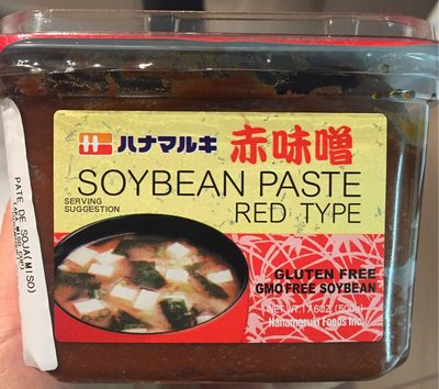 Red Type Soybean Paste - Product