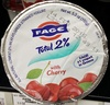 Greek strained yogurt with cherry - Product