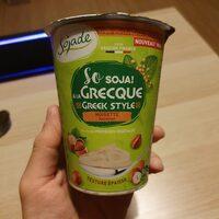 So Soja! à la Grecque - noisette - Produit - fr