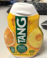 Orange et ananas - Product - fr