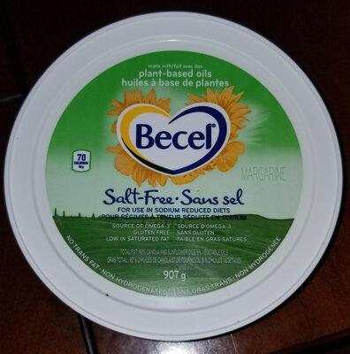 Margarine sans sel - Produit - fr