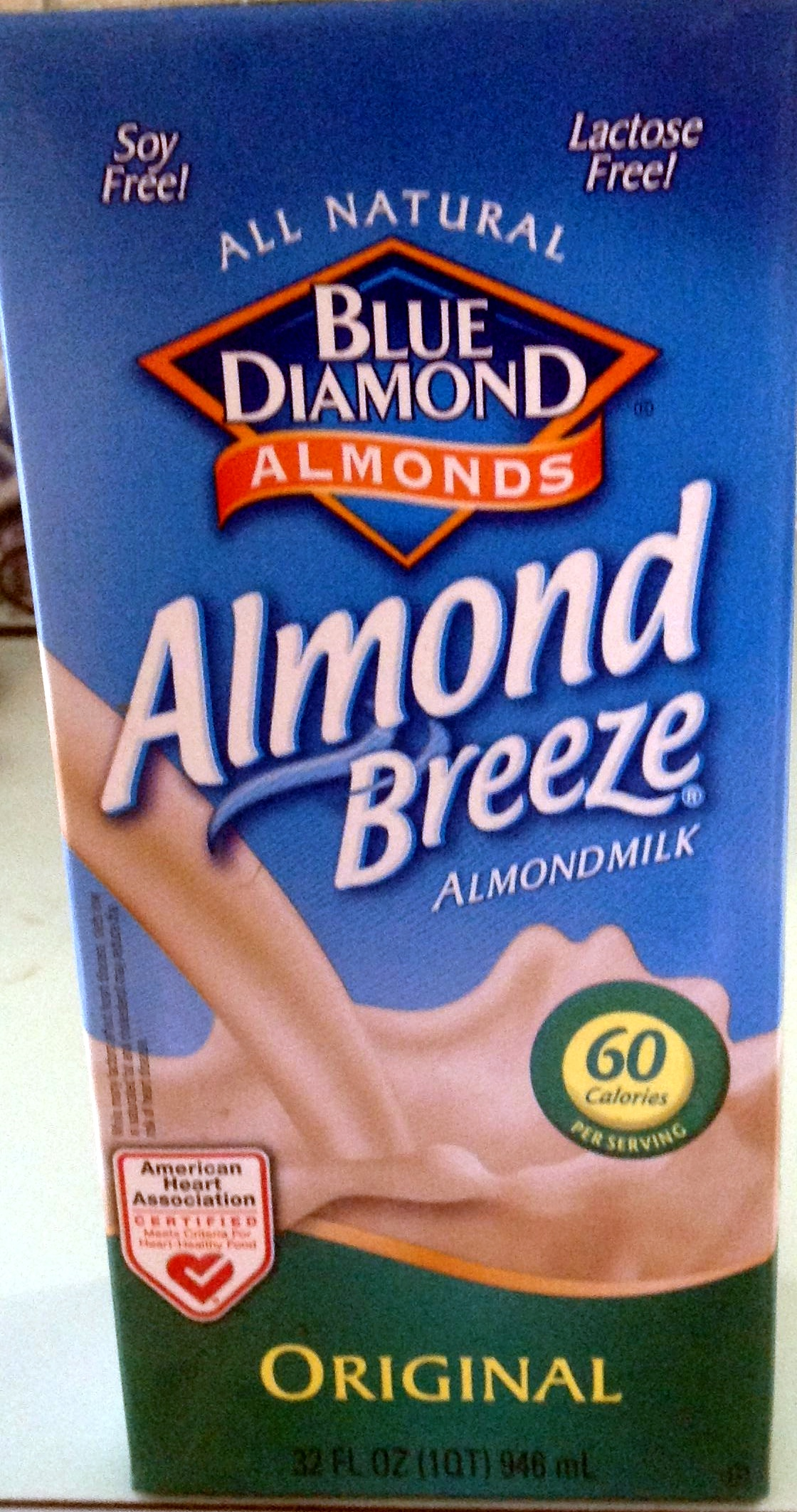 Almond milk - Product