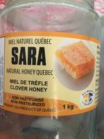Miel naturel Quebec - Product