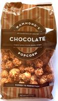 Hammond's, popcorn, chocolate - Product - en