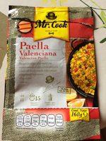 Paella Valenciana - Product