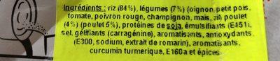 Paella Valenciana - Ingredients