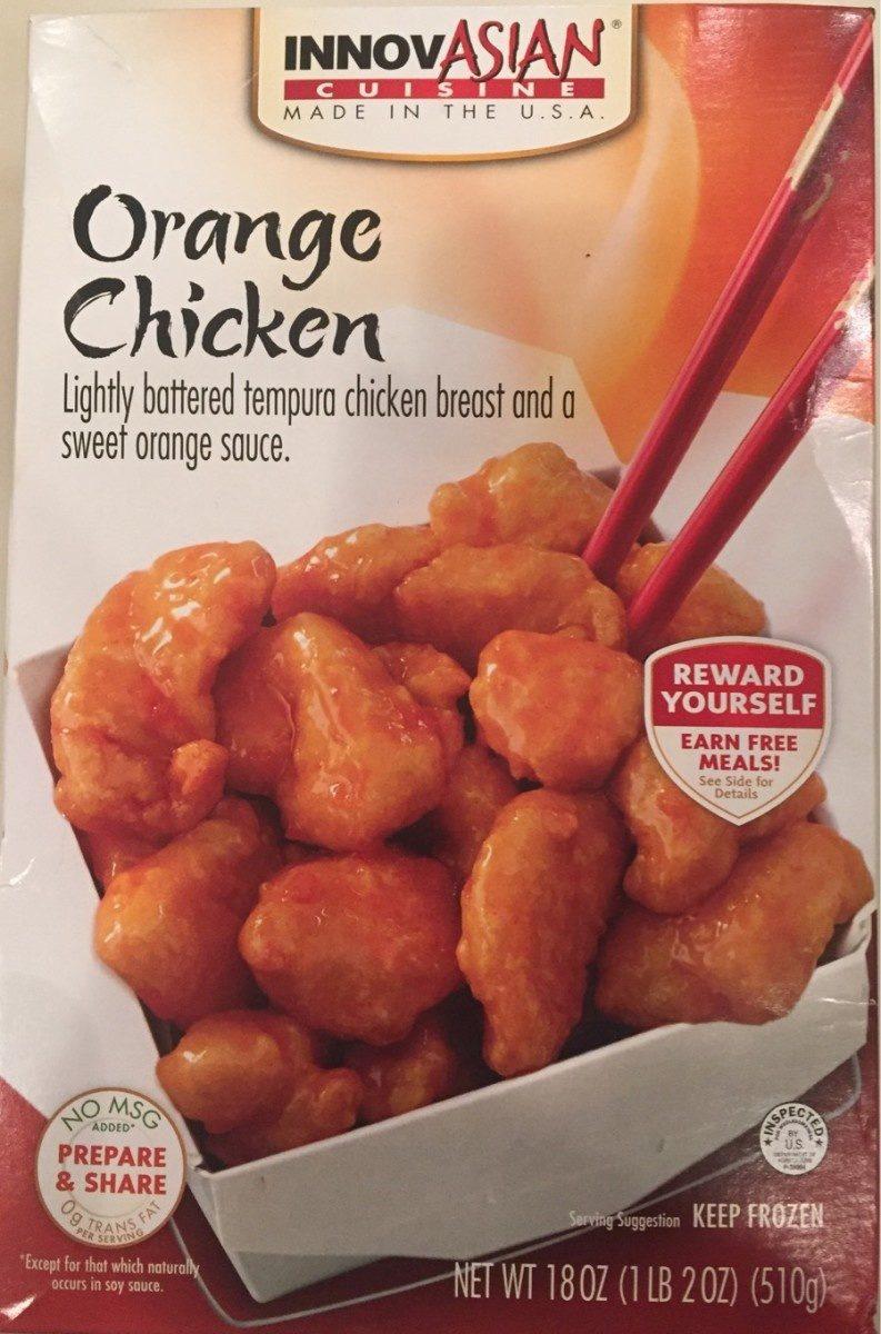 Orange Chicken - Product
