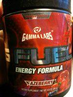 G Fuel Fazeberry - Product