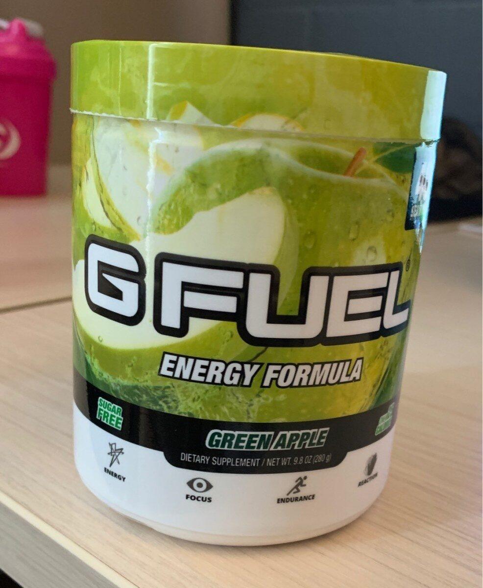 GFUEL GREEN APPLE - Product