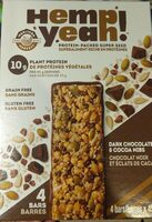 Hemp Yeah! Protein Packed Super Seed Bar - Product - fr