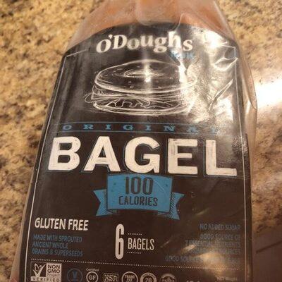 GF Bagels - Product