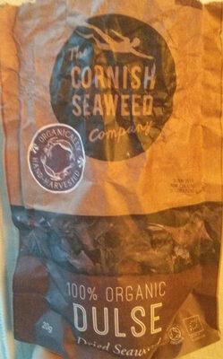 Organic Dulse Dried Seaweed - Product - en