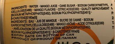 Chin Chin - Ingredients
