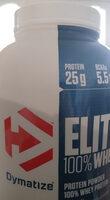 elite 100% whey - Product - en