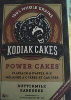 Power cake mélange à crêpes et gaufres - Produit - fr