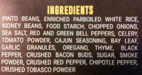 Enchilada Beans and Rice - Ingredients - en