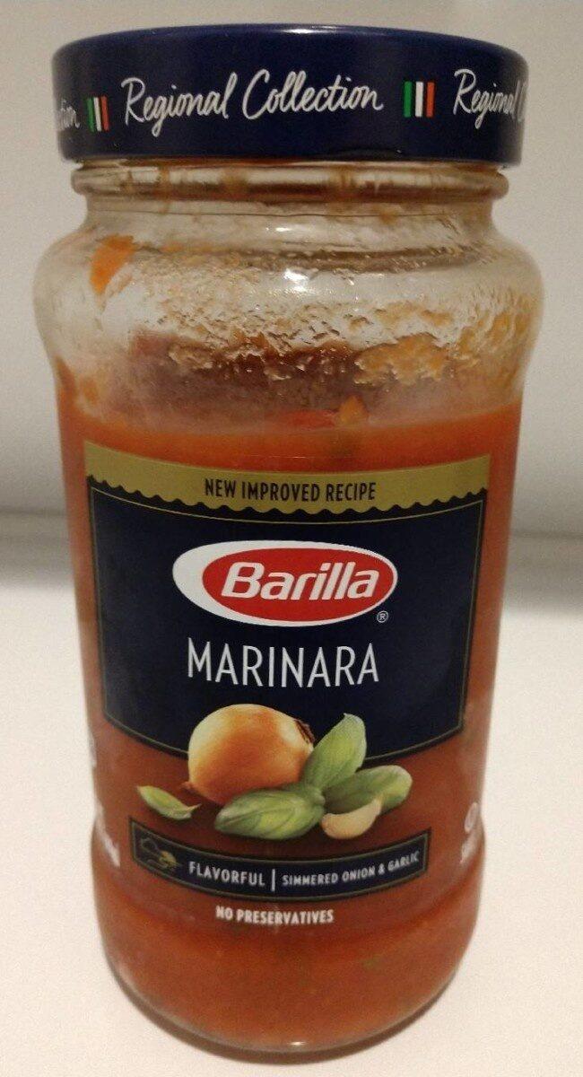 Barilla Marina - Produit