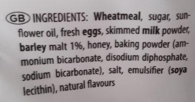 Montagnole - Ingredienti - it