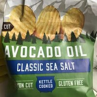 Classic sea salt avocado oil, classic sea salt - Product - en