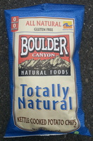 Totally Natural Kettle Cooked Potato Chips - Product