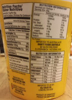 Instant Noodle Soup, Chicken - Nutrition facts