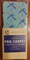 PDX Carpet Dark Chocolate Bar - Product