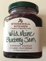 Wild Maine Blueberry Jam - Product