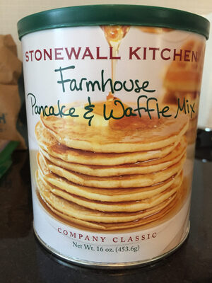 Farmhouse pancake and waffle mix - Product - en