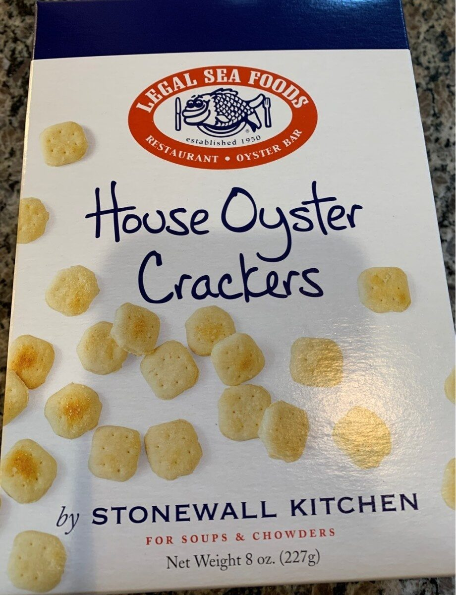 House Oyster Crackers - Product - en