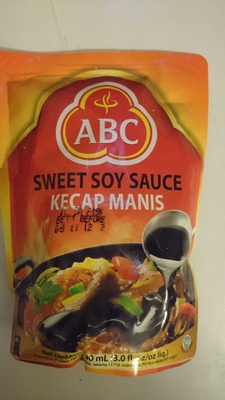 ABC Sweet Soy Sauce Kecap Manis - Product