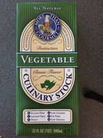 Vegetable Culinary Stock - Product