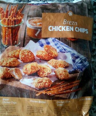 Chicken chips - Product