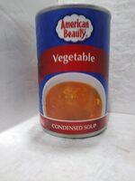 Vegetable Condensed Soup - Prodotto - en