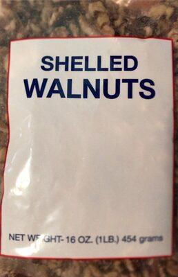 Shelled walnuts - Produit - es