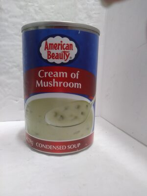 Condensed Cream of Mushroom Soup - Product - en