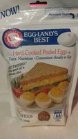 Hard-Cooked Peeled Eggs - Product