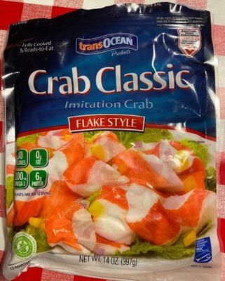 Imitation crab - Product