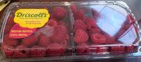 Raspberries, Framboises - Product
