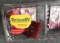 Raspberries, Framboises - Ingrediënten