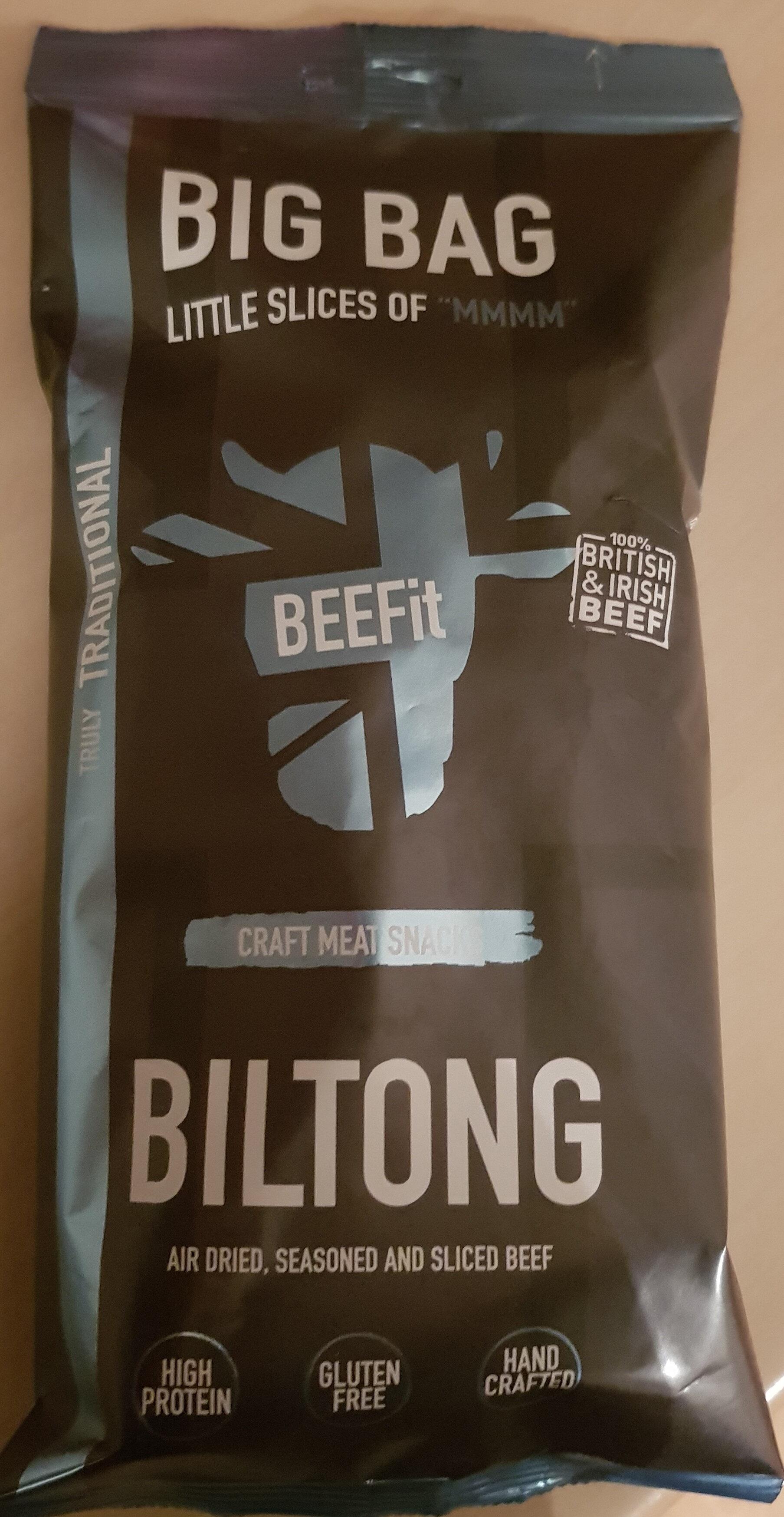Biltong - Product