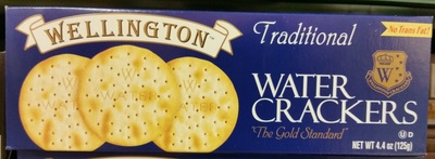 Traditional Water Crackers - Produit