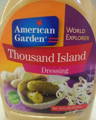 Thousand Island Dressing - Product