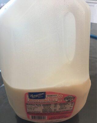 2% MILKFAT REDUCED FAT MILK - Product