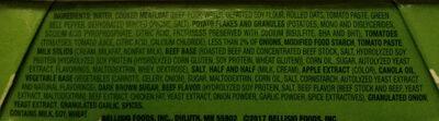 Meatloaf - Ingredients - en
