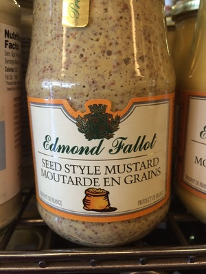Seed Style Mustard - Product
